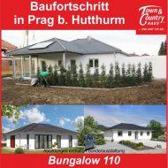 Baufortschritt in Prag b. Hutthurm!