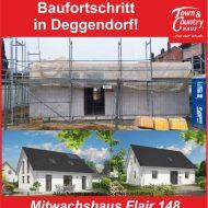 Baufortschritt in Deggendorf!