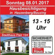 08. Januar 2017 Hausbesichtigung in Hauzenberg/Bauzing!