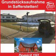Grundstücksaufnahme in Safferstetten!