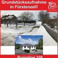 Grundstücksaufnahme in Fürstenzell!