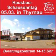 Hausbau- Schausonntag am 05. März in Thyrnau!