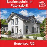 Baufortschritt in Patersdorf!