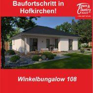 Baufortschritt in Hofkirchen!