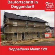 Baufortschritt bei Deggendorf!
