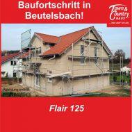 Baufortschritt in Beutelsbach!