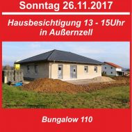 Sonntag den 26. November, Hausbesichtigung in Außernzell!