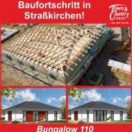 Baufortschritt in Straßkirchen bei Plattling!