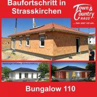 Baufortschritt in Strasskirchen