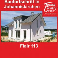 Baufortschritt in Johanniskirchen!