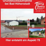 Grundstücksaufnahme in Bad Höhenstadt
