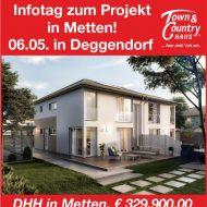 Infotag zum Projekt in Metten!