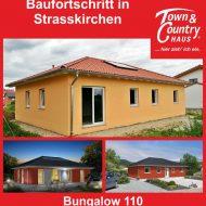 Baufortschritt in Strasskirchen bei Deggendorf