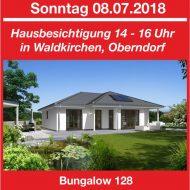 Hausbesichtigung in Waldkirchen/ Oberndorf