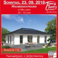 Hausbesichtigung in Malching!