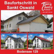 Baufortschritt in St. Oswald