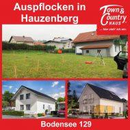 Auspflocken in Hauzenberg