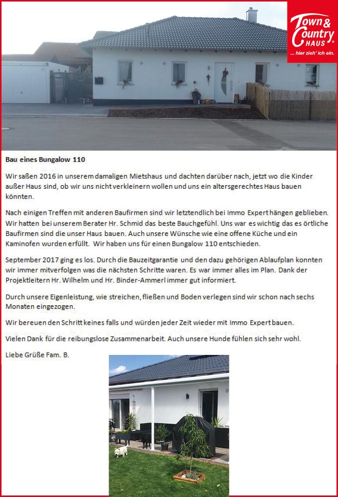 Erfahrungsbericht über den Bau eines Bungalow 110! | Willkommen im ...