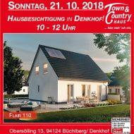 Hausbesichtigung in Büchlberg/ Denkhof!
