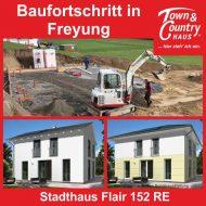 Baufortschritt in Freyung