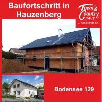 Baufortschritt bei Hauzenberg