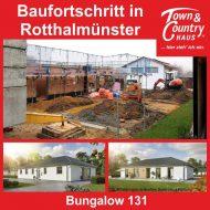 Baufortschritt in Rotthalmünster