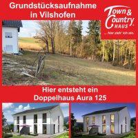Grundstücksaufnahme in Vilshofen