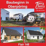 Baubeginn in Schöllnach