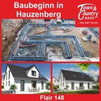 Baubeginn in Hauzenberg